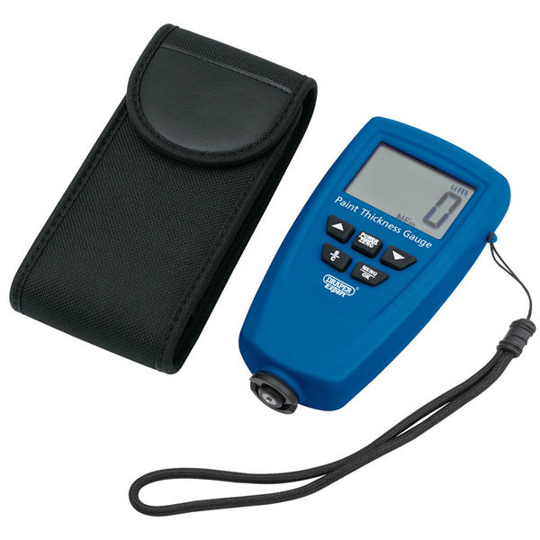 Draper 43620 PTG1250 Expert Ultrasonic Paint Thickness Gauge Thumbnail 1