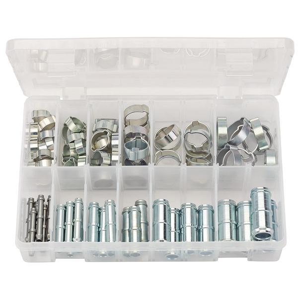Draper 54368 PJ93 Expert Brake Pipe Joiner Kit (93 Piece) Thumbnail 1