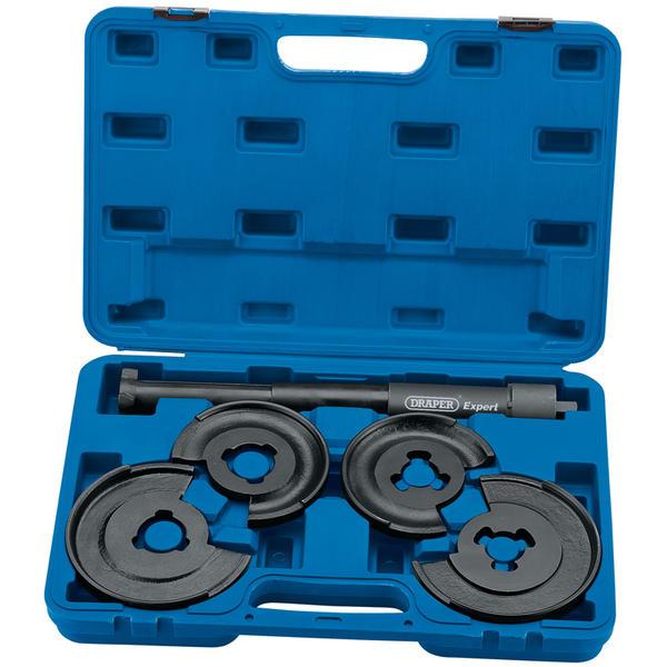 Draper 60982 N1200B Expert Telescopic Spring Compressor Kit Thumbnail 1