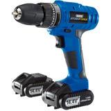 Draper 14599 CDH145V2C Storm Force Cordless Hammer Drill (14.4V)