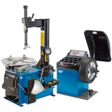 Draper 16235 *TC100/WB100 Tyre Changer and Wheel Balancer Kit
