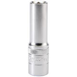 "Draper 16646 Expert 1/2"" Sq. Dr. 6 Point Metric Deep Socket (13mm)"