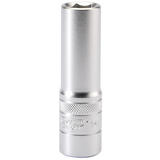 "Draper 16647 Expert 1/2"" Sq. Dr. 6 Point Metric Deep Socket (14mm)"