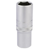 "Draper 16652 Expert 1/2"" Sq. Dr. 6 Point Metric Deep Socket (20mm)"