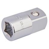 """Draper 16807 T18A/B Expert 1/2""""(F) x 3/4""""(M) Socket Converter"""