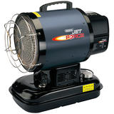 Draper 17111 Jet Force, Infrared Diesel/Kerosene Space Heater 60,000 BTU (17kW)