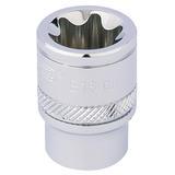 """Draper 34204 TS38/B Expert 3/8"""" Square Drive Tx-Star Socket (E16)"""