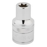 """Draper 34270 TS12/B Expert 1/2"""" Square Drive Tx-Star Socket (E10)"""