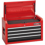 Draper 43644 TC4CB Expert 4 Drawer Tool Chest