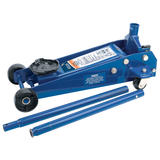 Draper 53089 TJ3HD/B 3 Tonne Heavy Duty Trolley Jack