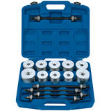 Draper 59123 BPK27 Expert Bearing, Seal and Bush Insertion/Extraction Kit 27 Pce