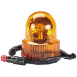 Draper 63877 RWB1 12V Magnetic Base Rotating Beacon