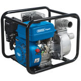 Draper 64065 500L/Min 4.8HP Petrol Water Pump (50mm) Self Priming