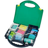 Draper 81290 FAKBSI-L/B Bsi Large First Aid Kit