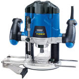 Draper 83612 PT1202VSF Storm Force Variable Speed Router Kit (1200W)