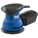 Draper 83639 RS230KA Random Orbit Palm Sander (125mm)