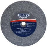 Draper 85211 AG150D 150 x 16mm Grinding Wheel (36 Grit)