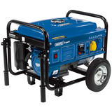 Draper 87088 PG28W Petrol Generator with Wheels (2.5kVA/2.5kW)