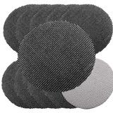 Silverline 860822 125 mm 40 Grit Hook and Loop Mesh Discs (Pack of 10)