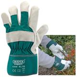 Draper 82608 PGRGL/B Premium Leather Gardening Gloves - XL