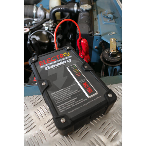 Sealey E/START600 ElectroStart Batteryless Power Start 800A 12V Thumbnail 5