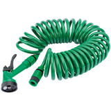 Draper 83984 GCH1DD 10M Recoil Hose with Spray Gun & Tap Connector