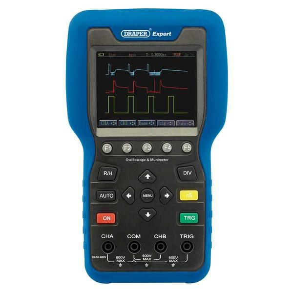 Draper 64573 O20M/3C 3 Channel 20Mhz Oscilloscope Thumbnail 1