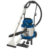 Draper 75442 SWD1500 20L 1500W 230V Wet and Dry Vacuum Cleaner