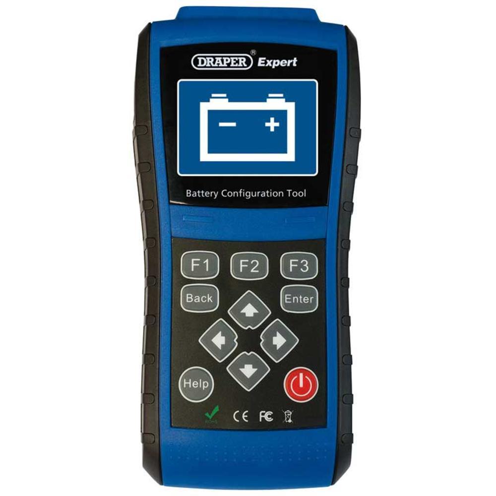 Draper 81282 FCR-BCT Expert Battery Configuration Tool