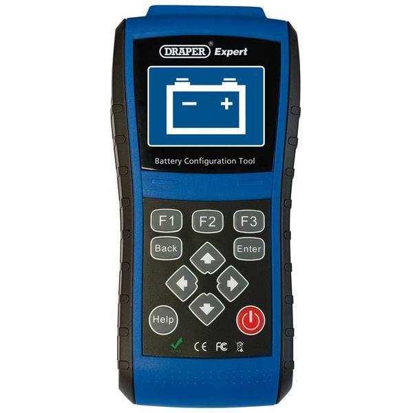 Draper 81282 FCR-BCT Expert Battery Configuration Tool Thumbnail 1