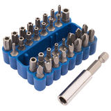 Draper 82406 SEC33/B Security Bit Set (33 Piece)