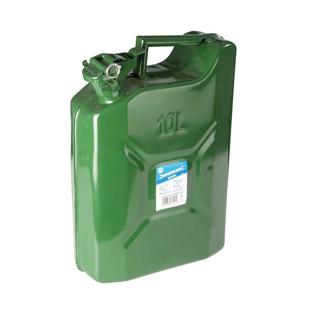 Silverline 563474 Jerry Can 10 Litre