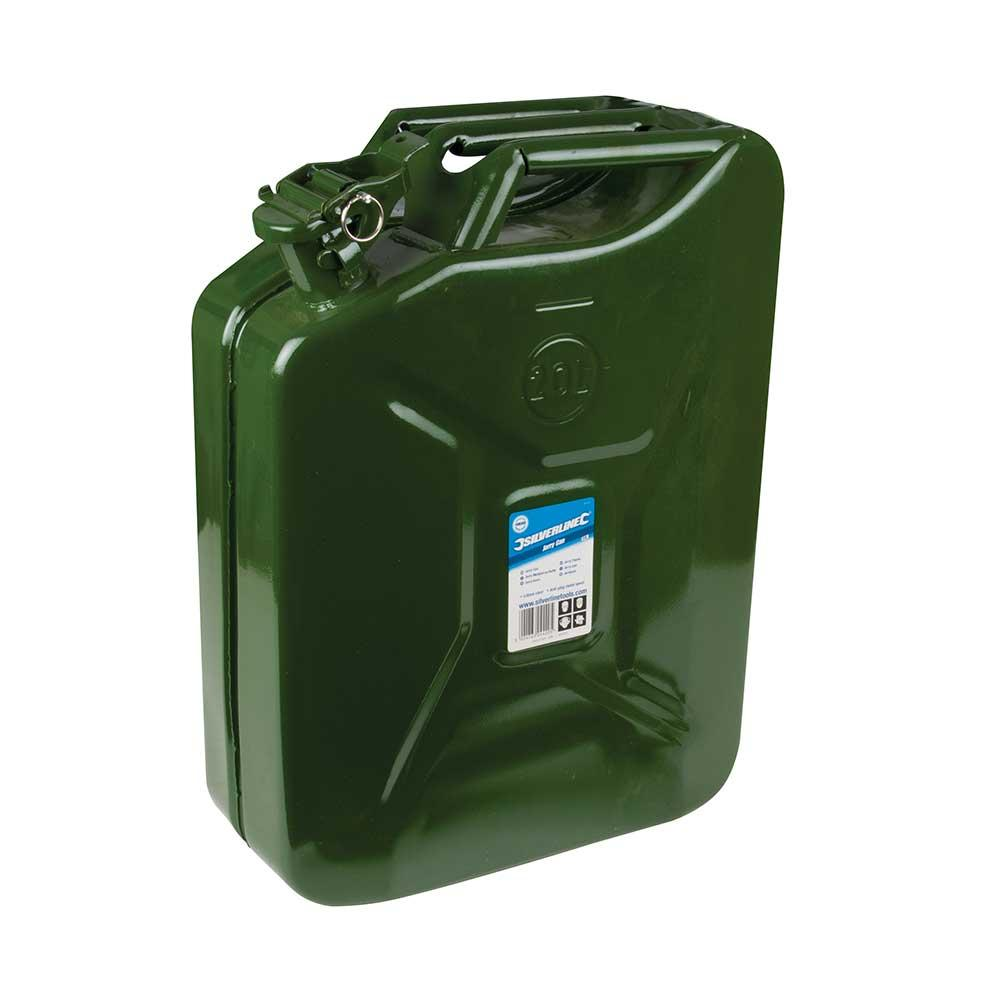 Silverline 730799 Jerry Can 20 Litre