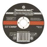 Silverline 273562 Heavy Duty Stone Cutting Disc Flat 125 x 3 x 22.23mm