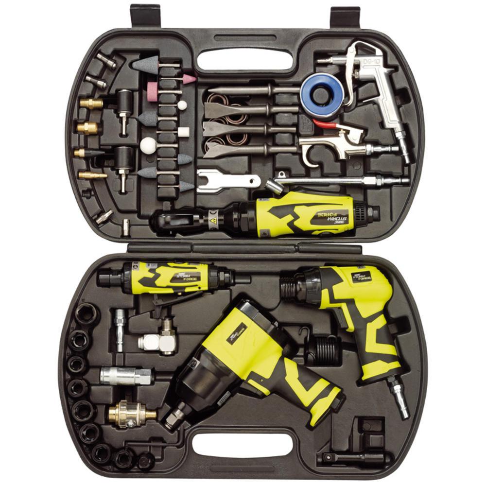 Draper 83431 SFATK/68 Storm Force 68 Piece Air Tool Kit