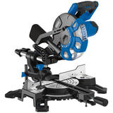 Draper 83677 SMS210B 210mm 1500W 230V Sliding Compound Mitre Saw