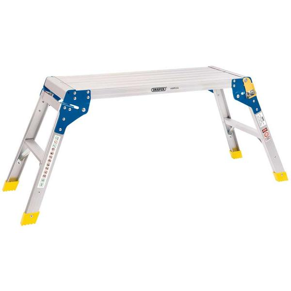 Draper 83997 AWP2/A 2 Step Aluminium Working Platform Thumbnail 1