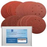 40 Bond Abrasives Sanding Discs For Draper 41458 Random Orbital Sander 125mm Assorted Grit