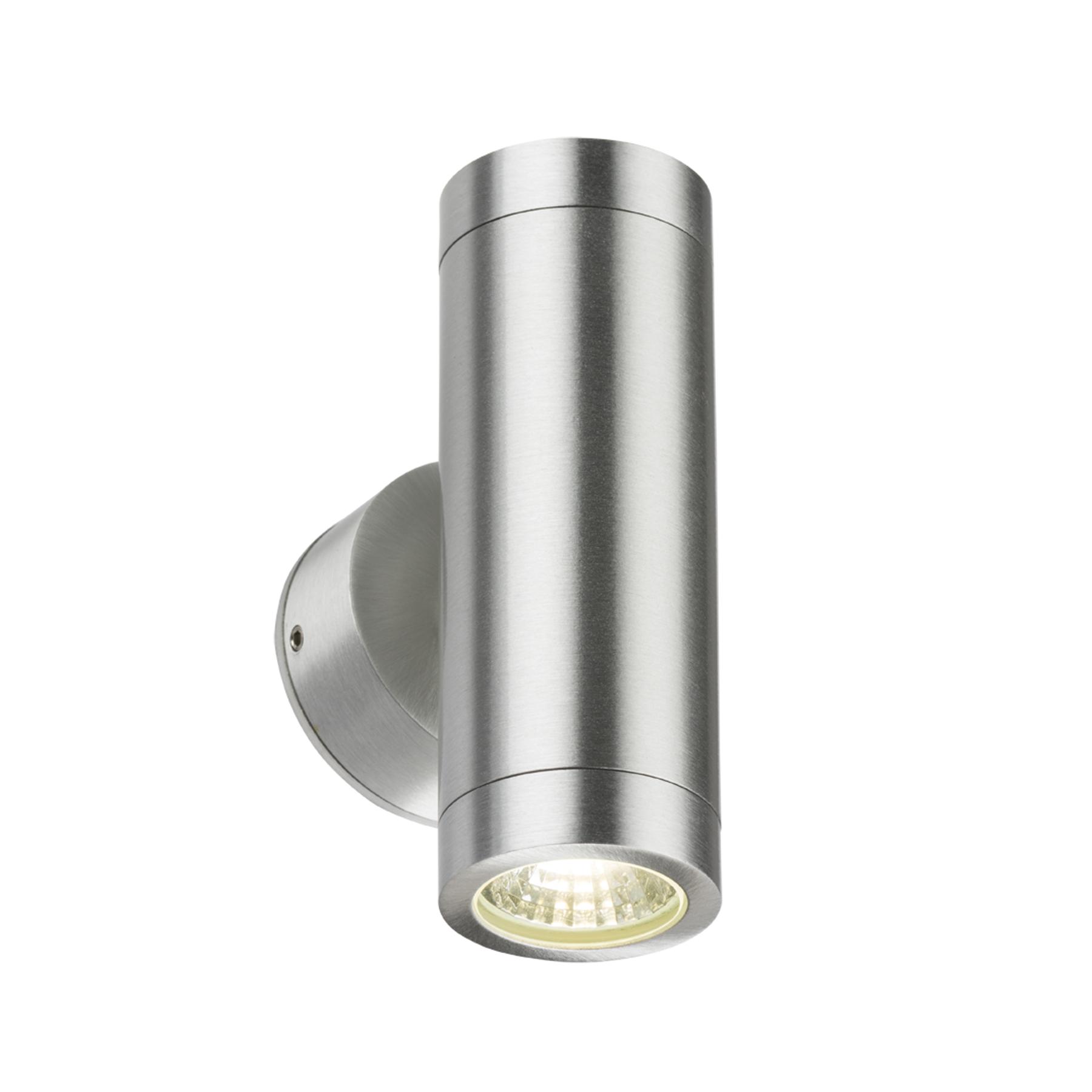 Led Wall Light Ip65: /Knightsbridge LWALL2 230V IP65 2 X 3W LED Up/Down Wall