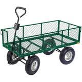 Draper 85634 GMC/450 Gardener's Heavy Duty Steel Mesh Cart