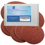 40 Bond Sanding Discs For Makita BO5041 240V Random Orbit Sander 80G
