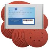 40 Bond Sanding Discs For Black + Decker KA198 230V Sander 125mm 120G