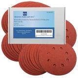 40 Bond Abrasives Sanding Discs For Makita BO5041 240V Sander 180 Grit