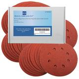 40 Bond Sanding Discs For VonHaus Random Orbit Sander 125mm 180 Grit