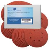 40 Bond Sanding Discs For Makita BO5041 Random Orbit Sander 240 Grit
