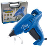 Draper 83661 Storm Force Variable Heat 400W Glue Gun with 6 Glue Sticks