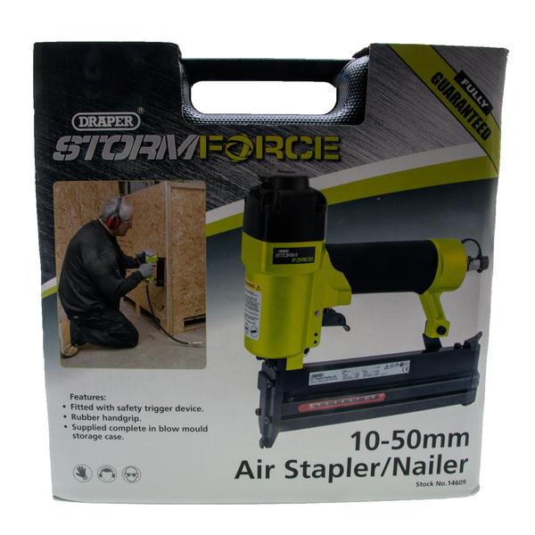 Draper 14609 SFACK1550 Storm Force Air Stapler/Nailer Thumbnail 8