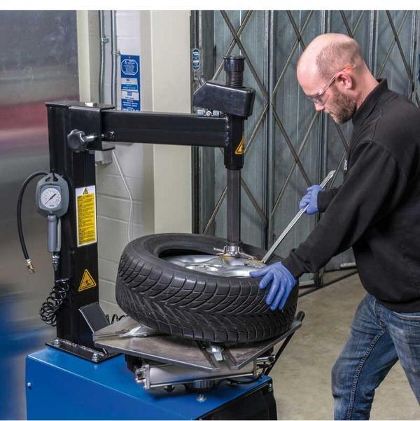 Draper 16235 *TC100/WB100 Tyre Changer and Wheel Balancer Kit Thumbnail 2