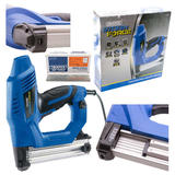 Draper Storm Force Electric Stapler/Nailer Kit 230V with 5000 Brad Nails 25mm