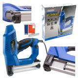 Draper Storm Force Electric Stapler/Nailer Kit with 5000 Extra 22mm Staples